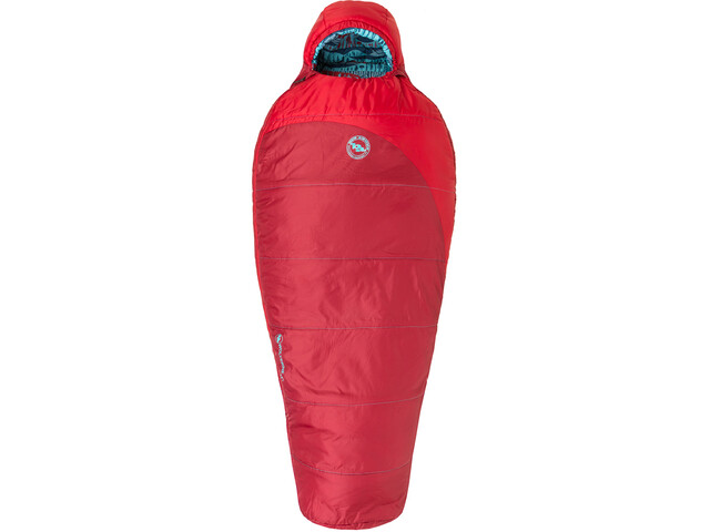 Big Agnes Wolverine 15 Sleeping Bag Youth red